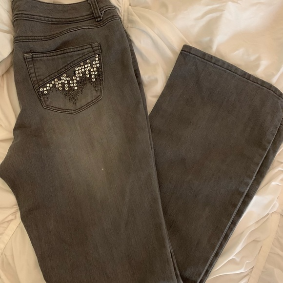 Style & Co Denim - Pretty petite bootcut jeans-NWOT!